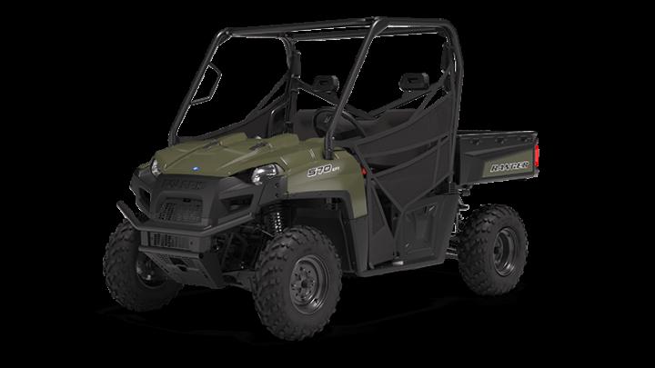 2021 Polaris RANGER 570 Full-Size