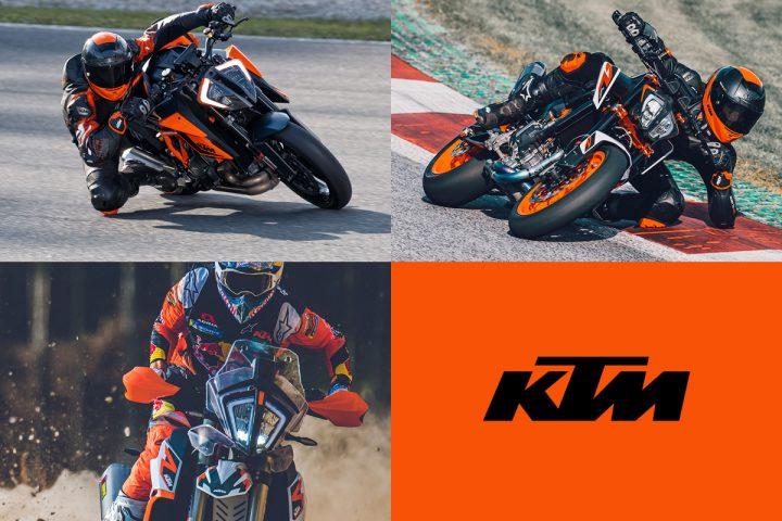 Les coups de cœur KTM de l'équipe