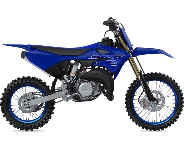 Yamaha YZ85 2022