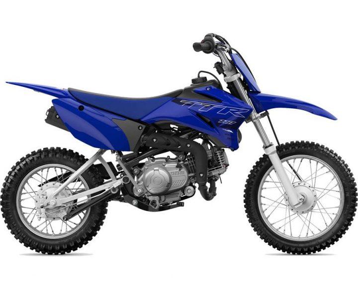 Yamaha TT-R 110 2022