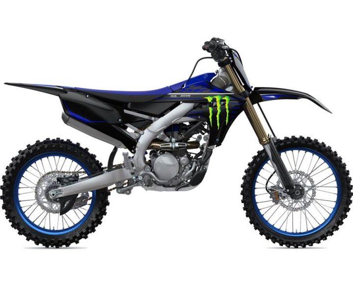 Yamaha YZ250F 2022
