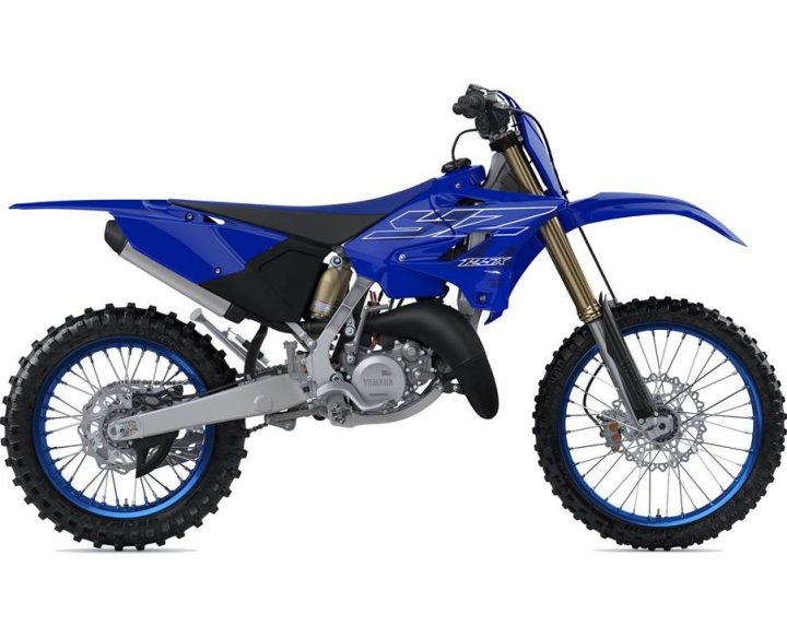 Yamaha YZ125X 2022