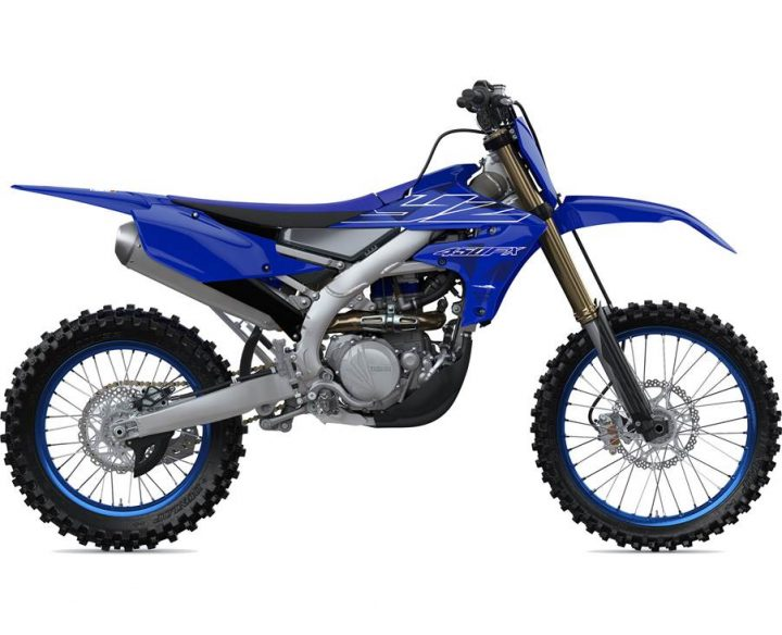 Yamaha YZ450FX 2022