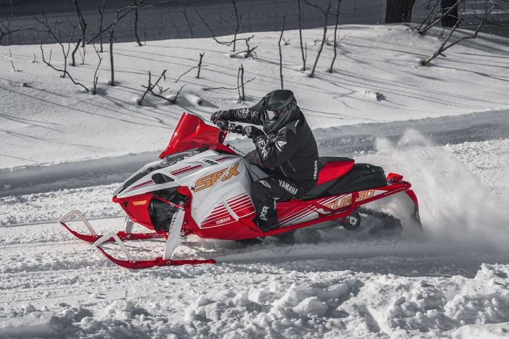 Yamaha Sidewinder 2021-2022