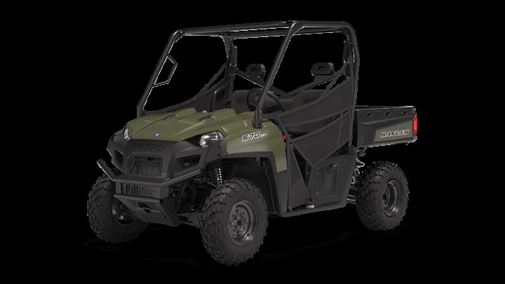 2022 Polaris RANGER 570 Full-Size Sagebrush Green