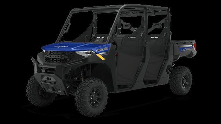 Polaris RANGER CREW 1000 Premium Polaris Blue 2022