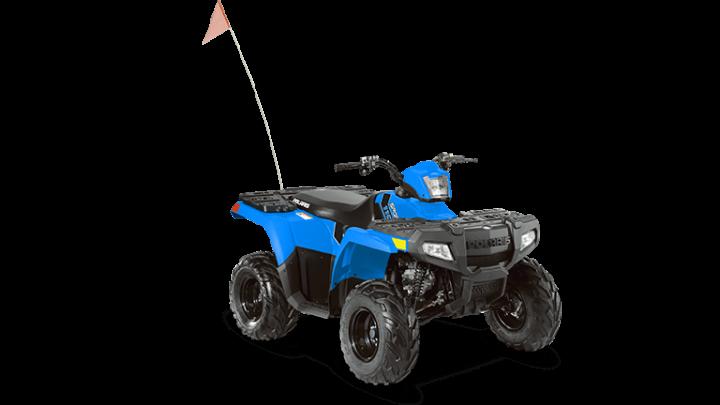 Polaris Sportsman 110 Velocity Blue 2022