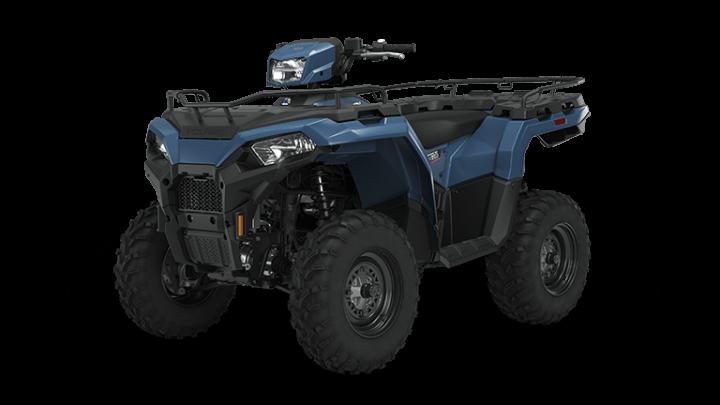 Polaris Sportsman 450 H.O. EPS Zenith Blue 2022