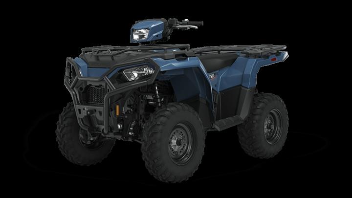 Polaris Sportsman 450 H.O. Utility Zenith Blue 2022