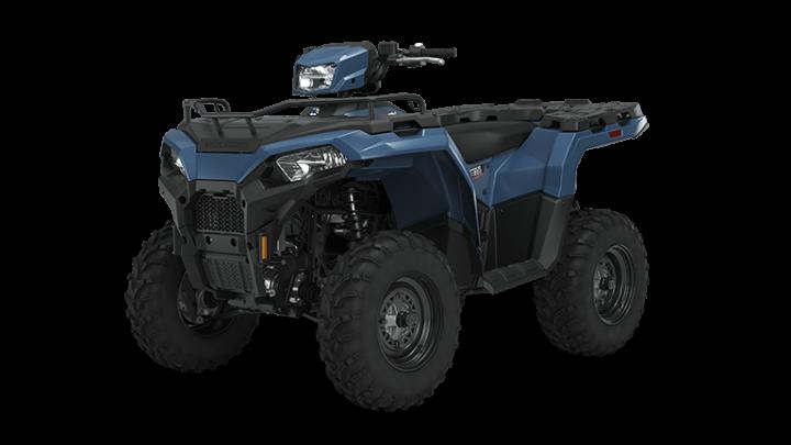 2022 Polaris Sportsman 450 H.O. Zenith Blue
