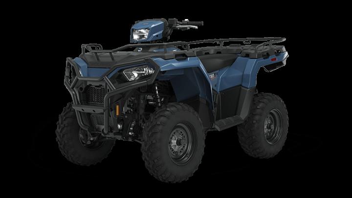 2022 Polaris Sportsman 570 EPS Zenith Blue