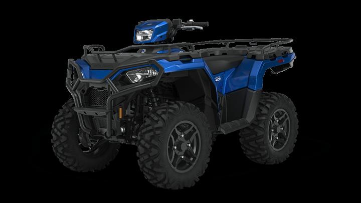 2022 Polaris Sportsman 570 Premium Radar Blue