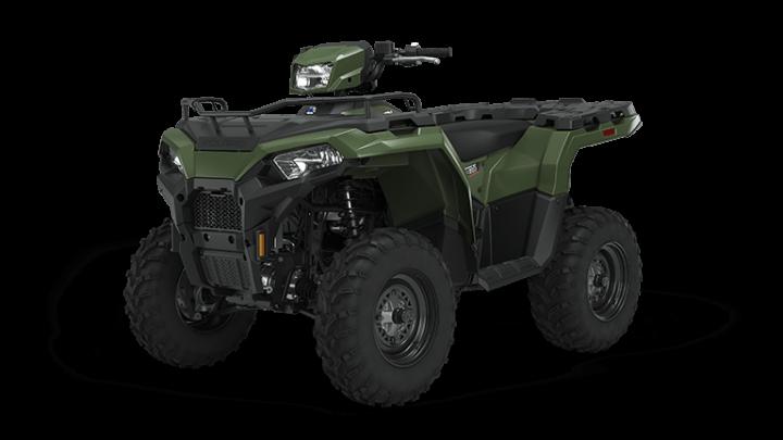 2022 Polaris Sportsman 570 Sage Green