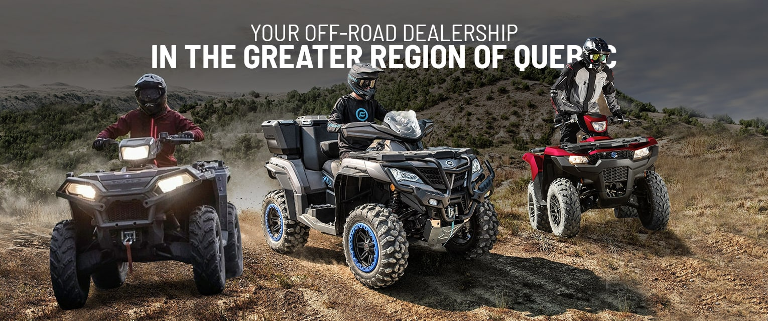 Your Off-Road Dealership